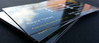 Business cards canada quality low cost business card printing standard 16pt uv gloss business cards high gloss coating reheart Image collections